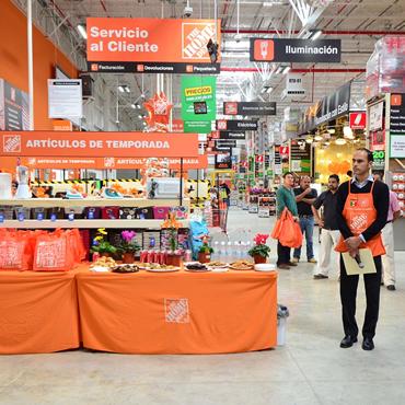 Home depot abrir sus puertas en campeche anuncian for Precio de puertas home depot